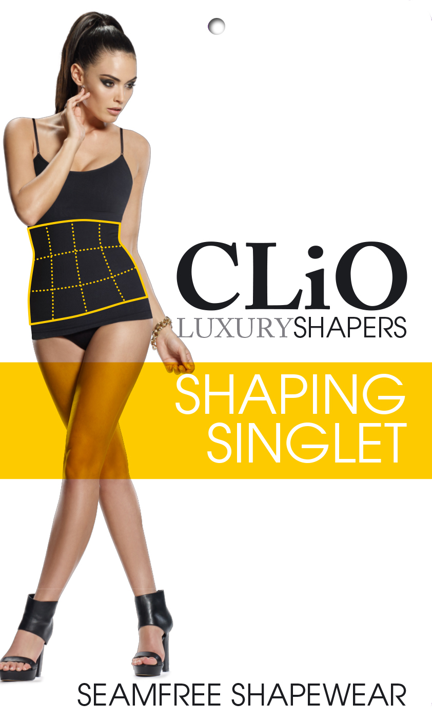 8f1432c8d9 CLiO Shaping Support Singlet