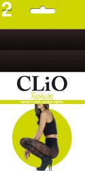 09348-1 Clio 40D 3pr Opaque Tights