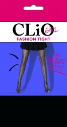 Clio Girl Heart Spot Tight